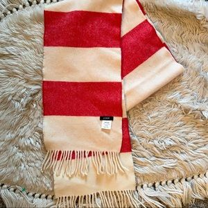 J Crew Merino wool scarf
